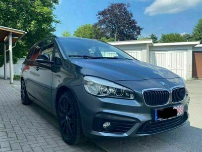 gebraucht BMW 220 Baureihe 2 Gran Tourer d xDrive Sport Line