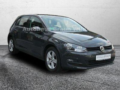 gebraucht VW Golf VII Comfortline 2,0TDI Navi Standhzg