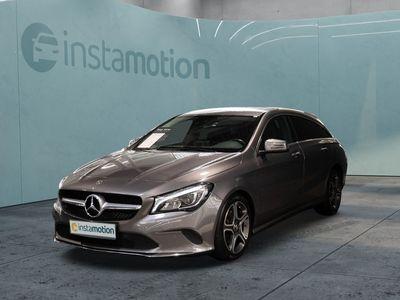 gebraucht Mercedes CLA220 CLA 2204M SB Urban AHK Standhz LED Navi Kamera
