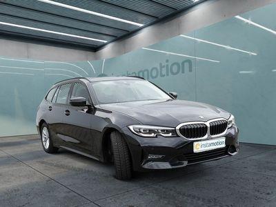 gebraucht BMW 320 320 dA Touring Sport Line NAVI+LED+KEYLESS+KAM+SH