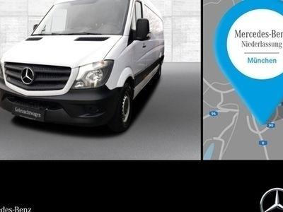 gebraucht Mercedes Sprinter 316 CDI Maxi Klima Kamera