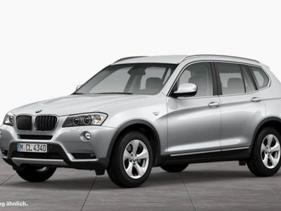 gebraucht BMW X3 xDrive20i HiFi Xenon RFK Navi Prof. Tempomat