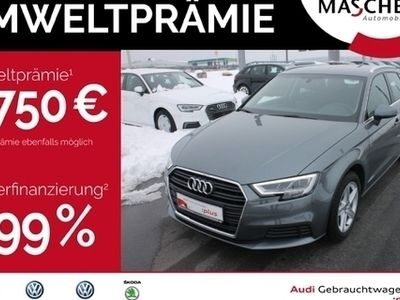 used Audi A3 Sportback g-tron Navi PDC+LED GRA Sitzh. LED MM
