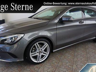 gebraucht Mercedes CLA200 CLA 200d SB Urban/Navi/Standhzg./Sitzhzg./LED