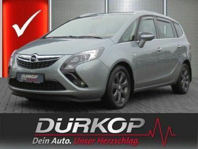gebraucht Opel Zafira Tourer 1.6 SIDI Turbo Innovation Navi Xenon Sitzhzg FlexR