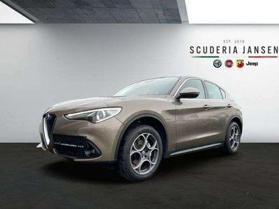 gebraucht Alfa Romeo Stelvio 2.2l JTDM Super | Xenon | 19
