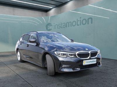 gebraucht BMW 320 320 dA Touring PANO+NAVI+LED+KEYLESS+KAM
