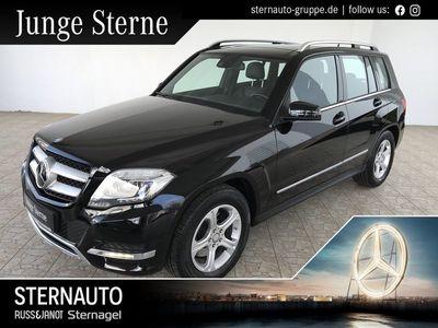 gebraucht Mercedes GLK220 CDI Navi/Pano.-Dach/Leder/ILS/Parktronic