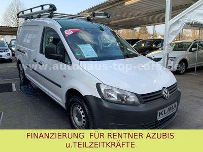 gebraucht VW Caddy KastenKombi Maxi Kasten EcoProfi KLIMA+AHK