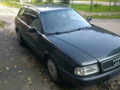 gebraucht Audi 80 B4 Avant 1,9 TDI Klimaanlage