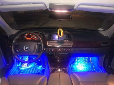 gebraucht BMW 745L i als Limousine in Großmehring