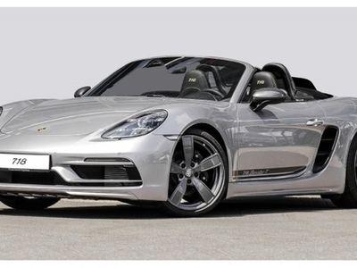 gebraucht Porsche Boxster T LED BOSE SportDesign 20