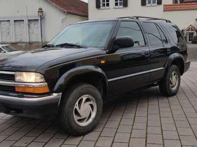 gebraucht Chevrolet Blazer S10 4.3L 4WD