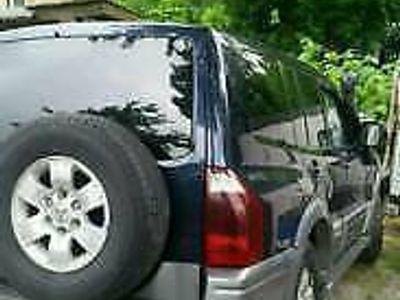käytetty Mitsubishi Pajero 3.2 Diesel fahrbereit