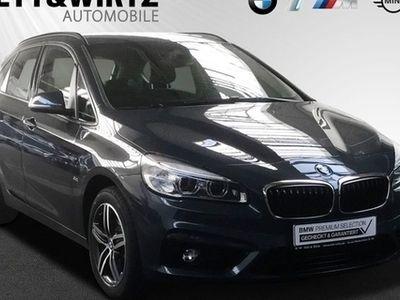 käytetty BMW 220 Active Tourer d Sport Line Aut. Sitzhzg. LED