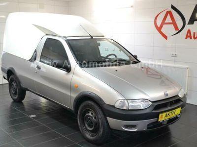 gebraucht Fiat Strada 1.9 D PickUp PritscheLKW Zulassung