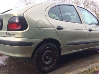 gebraucht Renault Mégane 1.6