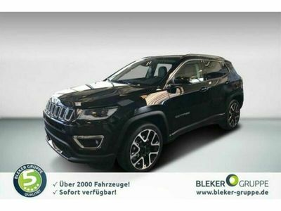 gebraucht Jeep Compass Limited 1.3l GseT4 150 PS DCT 4x2