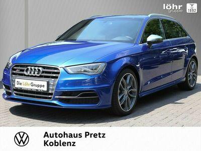 gebraucht Audi S3 2.0 TFSI quattro Sportback&S