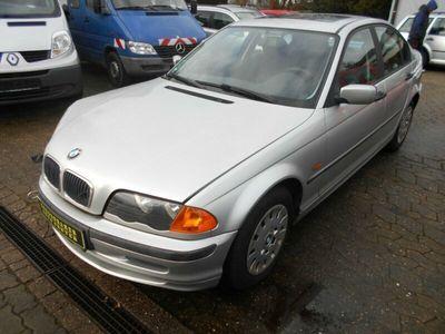 gebraucht BMW 316 316 i KLIMA LIMO KM 125000 1 HAND