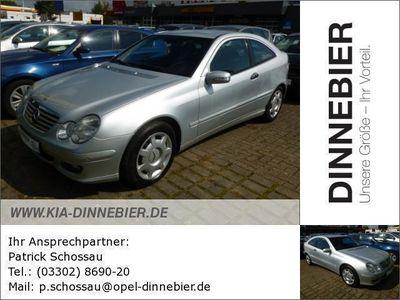 gebraucht Mercedes CLC200 CDI DPF
