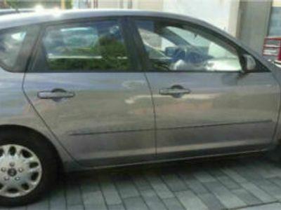 käytetty Mazda 3 Limo titangrau,