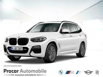 gebraucht BMW X3 xDrive20d M SPORT AT