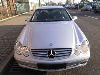 gebraucht Mercedes CLK240 Coupe Elegance/Leder/Klima/Sithz/PDC/Aut