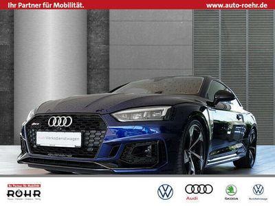 gebraucht Audi RS5 Sportback Coupé (LED,NAVI,PDC,LEDER,DAB,SHZ) 2.9 TFSI Quattro Tiptronic