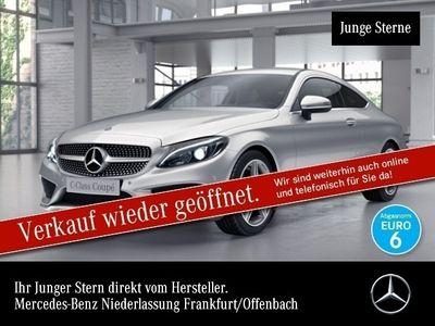 gebraucht Mercedes C400 Cp. 4M AMG Airmat LED Kamera Navi PTS 9G