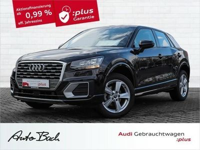 gebraucht Audi Q2 sport 30TDI Stronic Navi EPH GRA Sitzhzg