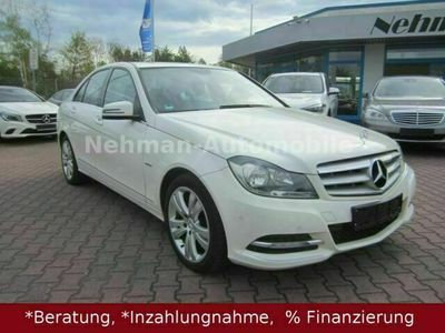 gebraucht Mercedes 180 C -Klasse Lim.CCGI BlueEfficiency Automatik