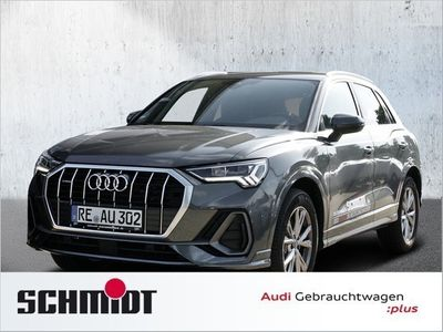 gebraucht Audi Q3 45 TFSI quattro S line Automatik UPE 60.430,00 EUR