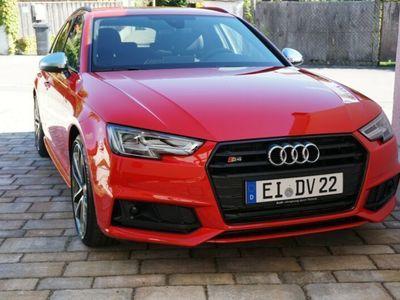 gebraucht Audi S4 Avant 5 J GARANTIE 19ZOLL B&O ACC AHK StHzg