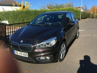 gebraucht BMW 220 Baureihe 2 Active Tourer d xDrive