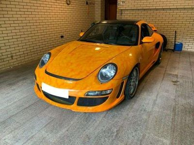 gebraucht Gemballa 911 Turbo Coupe|996|AVALANCHE|P800 Kit!|SOFORT!