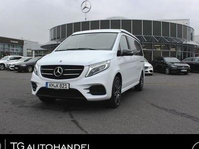 gebraucht Mercedes V250 MARCO POLO ED HORIZON 4MATIC+AMG+AHK 2,5TO