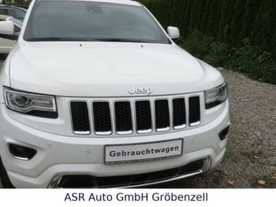 gebraucht Jeep Grand Cherokee 3.0 CRD Overland AHK