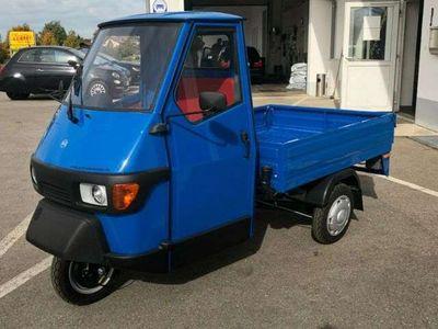 gebraucht Piaggio APE 50 Pritsche Mod. 2020 Euro 4, Lieferung mög