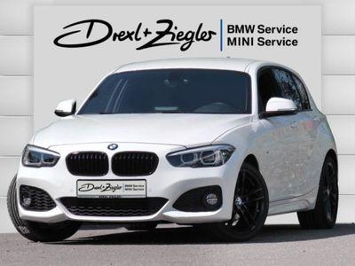 gebraucht BMW 125 i 5-t. Edition M Sport Shadow Navi LED Leder
