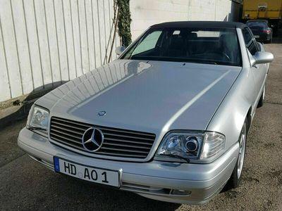 gebraucht Mercedes SL320 4-Sitzer