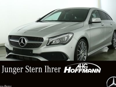 gebraucht Mercedes CLA220 4MATIC SB AMG+Comand+LED+Kamera+PDC