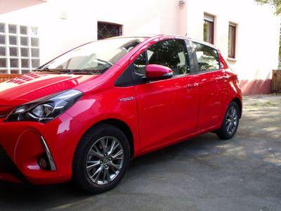 gebraucht Toyota Yaris Hybrid 1.5 VVT-i