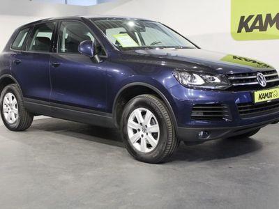 gebraucht VW Touareg 3.0 TDI V6 BlueMotion +Standheiz+Navi+