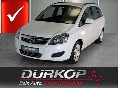 gebraucht Opel Zafira B 1.8 Family 7-Sitzer*PDC v+h*Sitzheizung