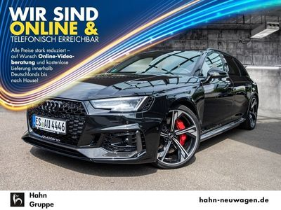 gebraucht Audi RS4 Avant B&O Matrix HUD 280km/h Tour/Stadt/Parken