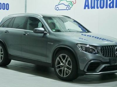gebraucht Mercedes GLC63 AMG AMG 4 Matic+ Panorama-AHKschwenkbar