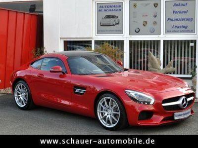 """gebraucht Mercedes AMG GT """"1.Hand+Burmester+Keyless+Panorama"""""""