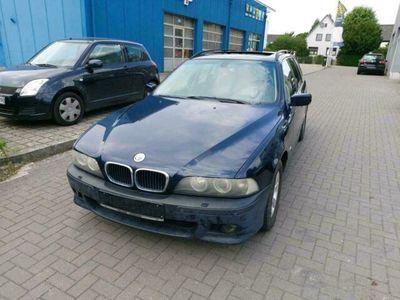gebraucht BMW 525 d 163PS Xenon Klima AHK Standheizu...