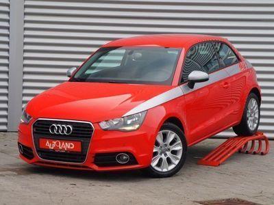 gebraucht Audi A1 1.6 TDI Ambition AAC PDC v.u.h.Sitz Freispr.